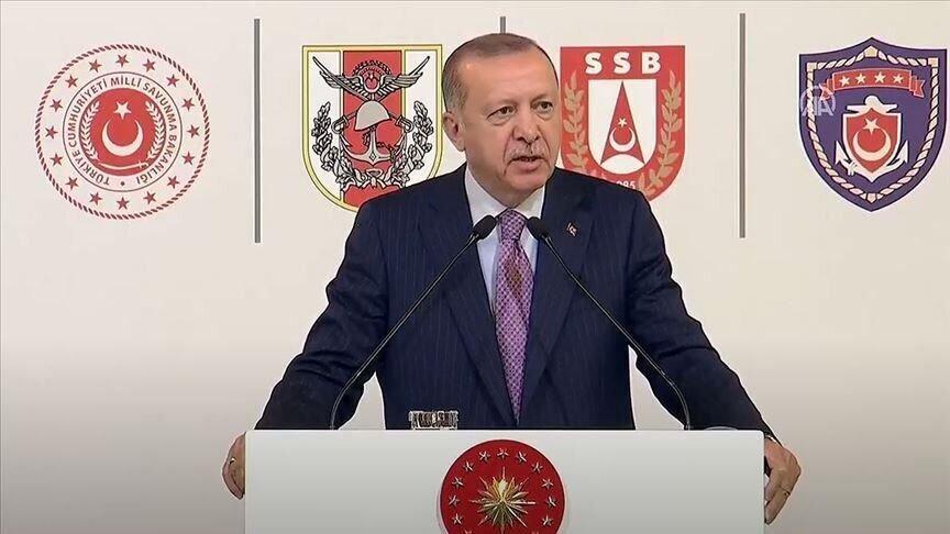 موضع گیری مجدد اردوغان درباره بحران قره باغ