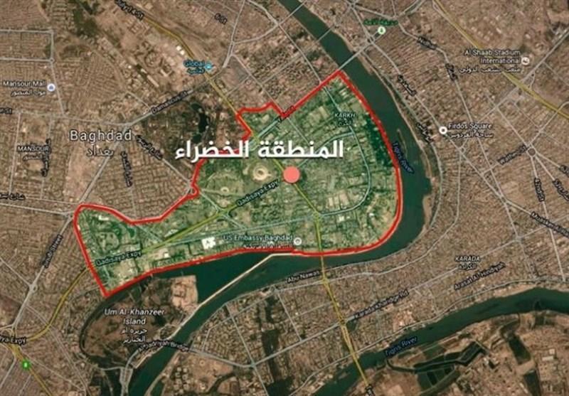 ستاد امنیتی ارتش عراق جزئیات حمله موشکی به منطقه الخضراء را تشریح کرد