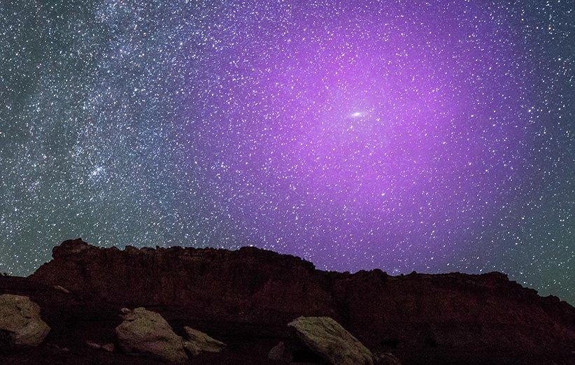 نقشه هاله کهکشان آندرومدا با جزئیات زیاد تهیه شد