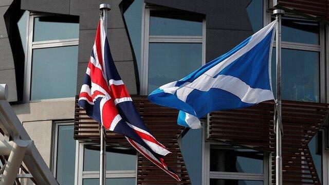 اسکاتلند بار دیگر همه پرسی استقلال از بریتانیا برگزار می کند
