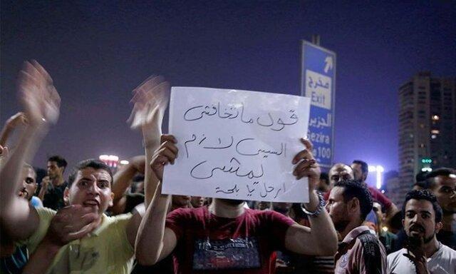 کشته شدن 3 معترض در تظاهرات مصر