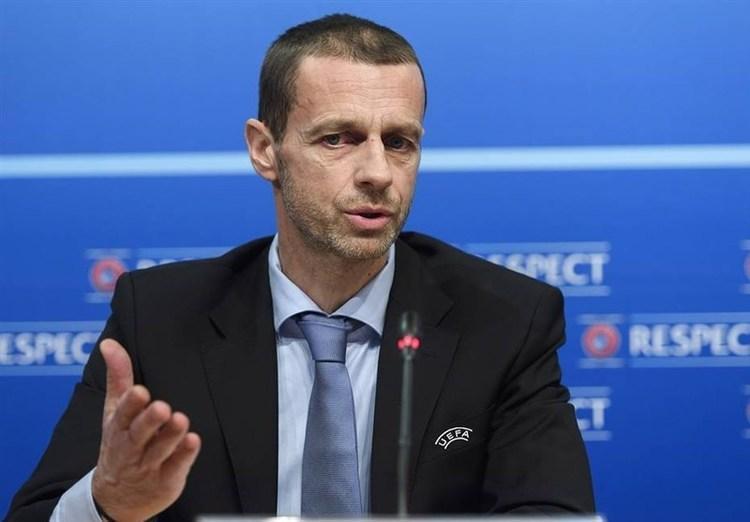 میزبان جام ملت های اروپا تغییر می نماید؟