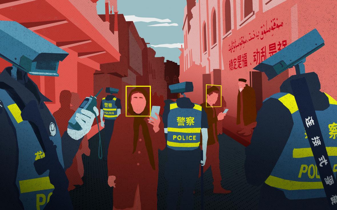 گولاگ چینی برای اقلیت های قومی