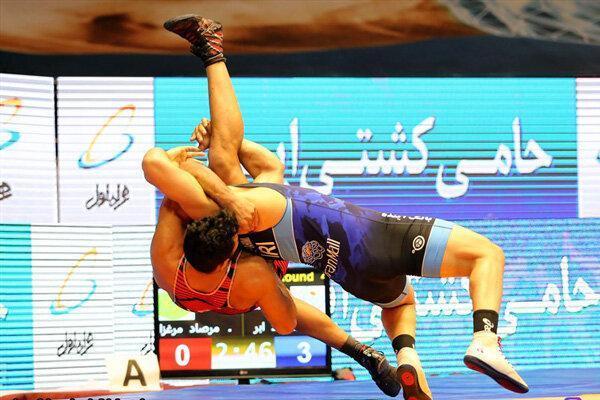 امیرمحمد یزدانی و علی سوادکوهی به عنوان نفرات نخست شناخته شدند