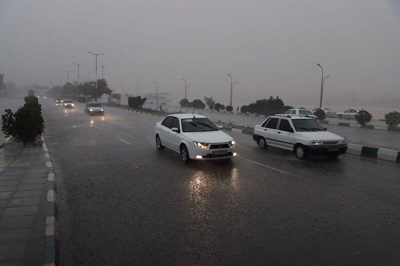 خبرنگاران موج جدید بارندگی در راه خوزستان