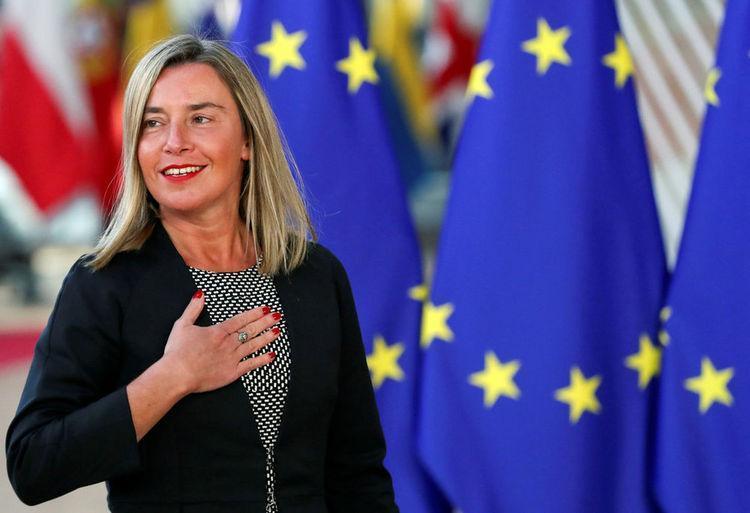 موگرینی: اتحادیه اروپا می تواند کاری کند که برجام دوباره جان بگیرد