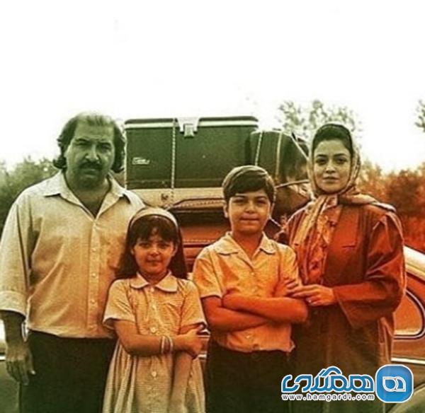 بازی برادر نوید محمدزاده در سریال قورباغه