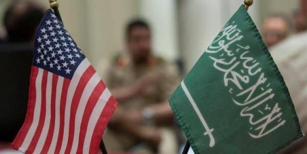 دیدار مقامات ارتش عربستان و آمریکا