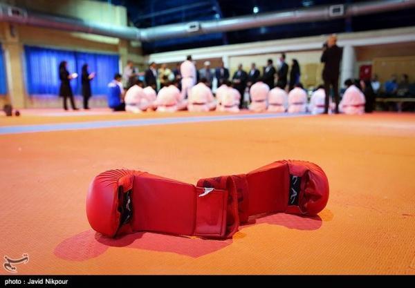بی احترامی به خبرنگاران در اردوی تیم ملی کاراته