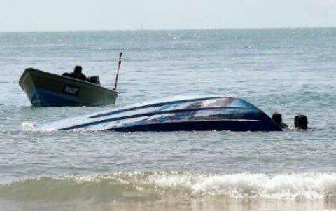 غرق شدن صیادان در کانال چپاقلی هنوز تایید نشده است