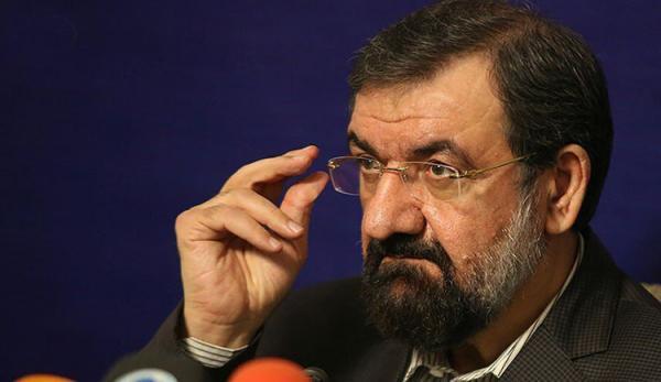 محسن رضایی: یک مسلمان، پنبه از گوش رئیس جمهور درآورد!