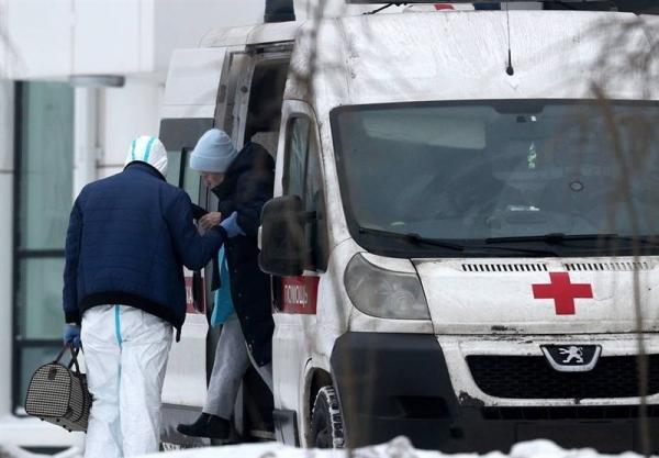 کمترین موارد ابتلای روزانه به کرونا در روسیه از اواسط مهر ماه