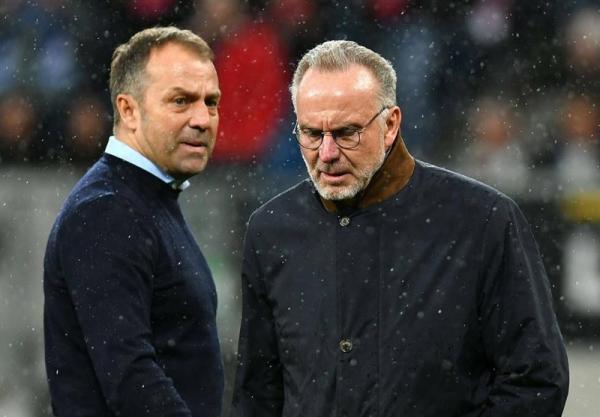 رومنیگه: باید دیوانه باشیم که اجازه بدهیم فلیک از بایرن مونیخ برود!، ترک بایرن برای تیم ملی آلمان خنده دار است