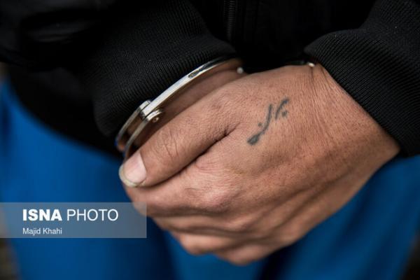 دستگیری قاتل فراری پس از 13 سال