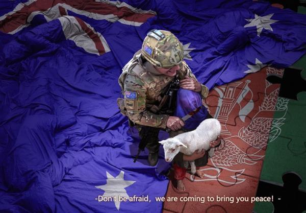 نظامیان استرالیایی پس از جنایت های بسیار افغانستان را ترک می نمایند