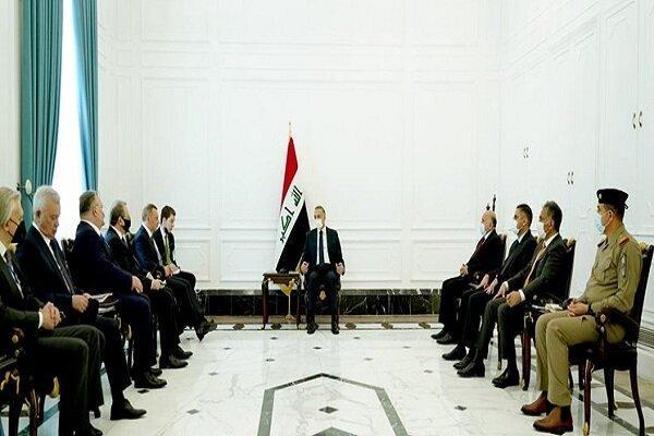 معاون نخست وزیر روسیه با مقامات عراقی ملاقات کرد