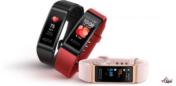 ساعت هوشمند هواوی با قابلیت اندازه گیری فشار خون در راه است