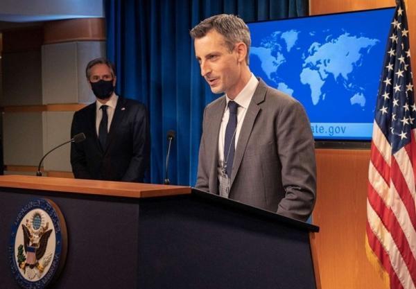 آمریکا: نمی توان زمان مشخصی برای خاتمه مذاکرات وین اعلام کرد