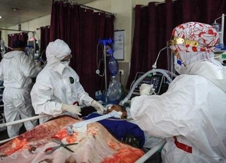 کرونا در ایران ، 134 مبتلاء فوت کردند