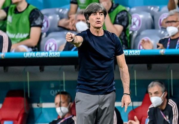 یورو 2020، یواخیم لو: می توانیم باخت مان به فرانسه را در بازی های بعدی جبران کنیم، بدشانسی آوردیم
