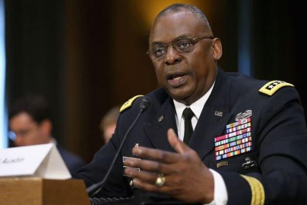 وزیردفاع آمریکا فشار بین المللی برای صلح در افغانستان راخواستارشد