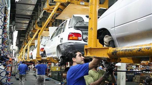 فراوری خودروسازان از مرز 345 هزار دستگاه گذشت
