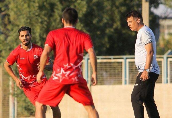 تور قطر: آخرین تمرین تیم فوتبال تراکتور در تبریز قبل از سفر به قطر