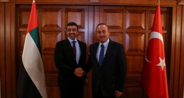 تور دبی ارزان: مذاکرات ترکیه و امارات برای همکاری در بخش انرژی