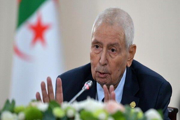 عبدالقادر بن صالح رئیس جمهور اسبق الجزایر درگذشت
